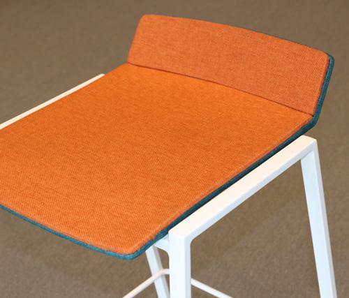 AngelShack - Seating - FIN BAR STOOL