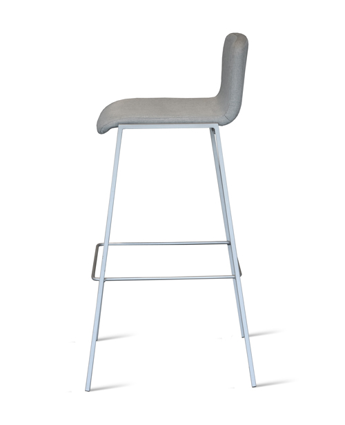 AngelShack - Seating - FULLY UPHOLSTERED BAR STOOL